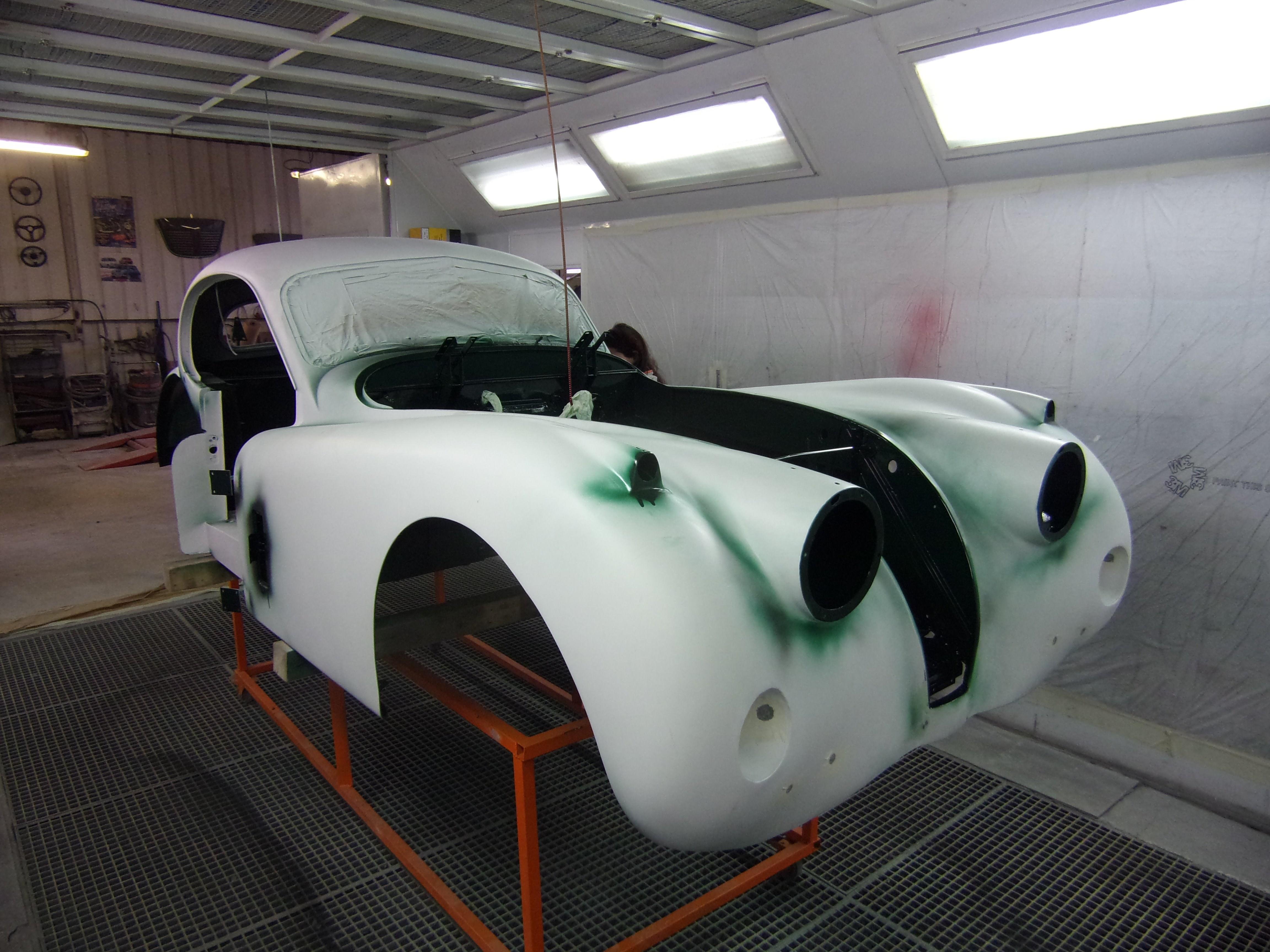 peinture des intérieurs avant recoquage