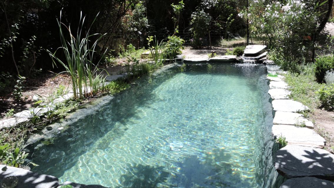 Créer un bassin de baignade