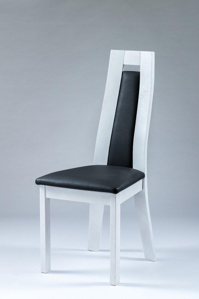 chaise cera blanc