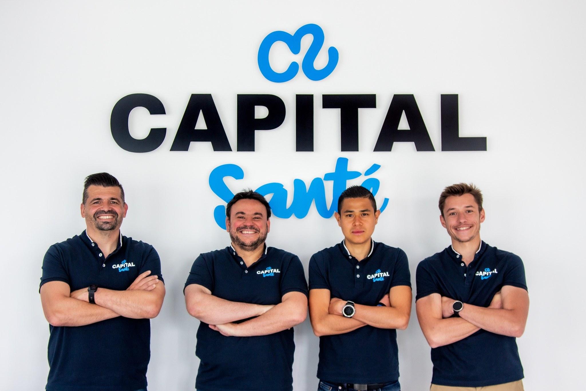 Capital santé strasbourg aurore concept