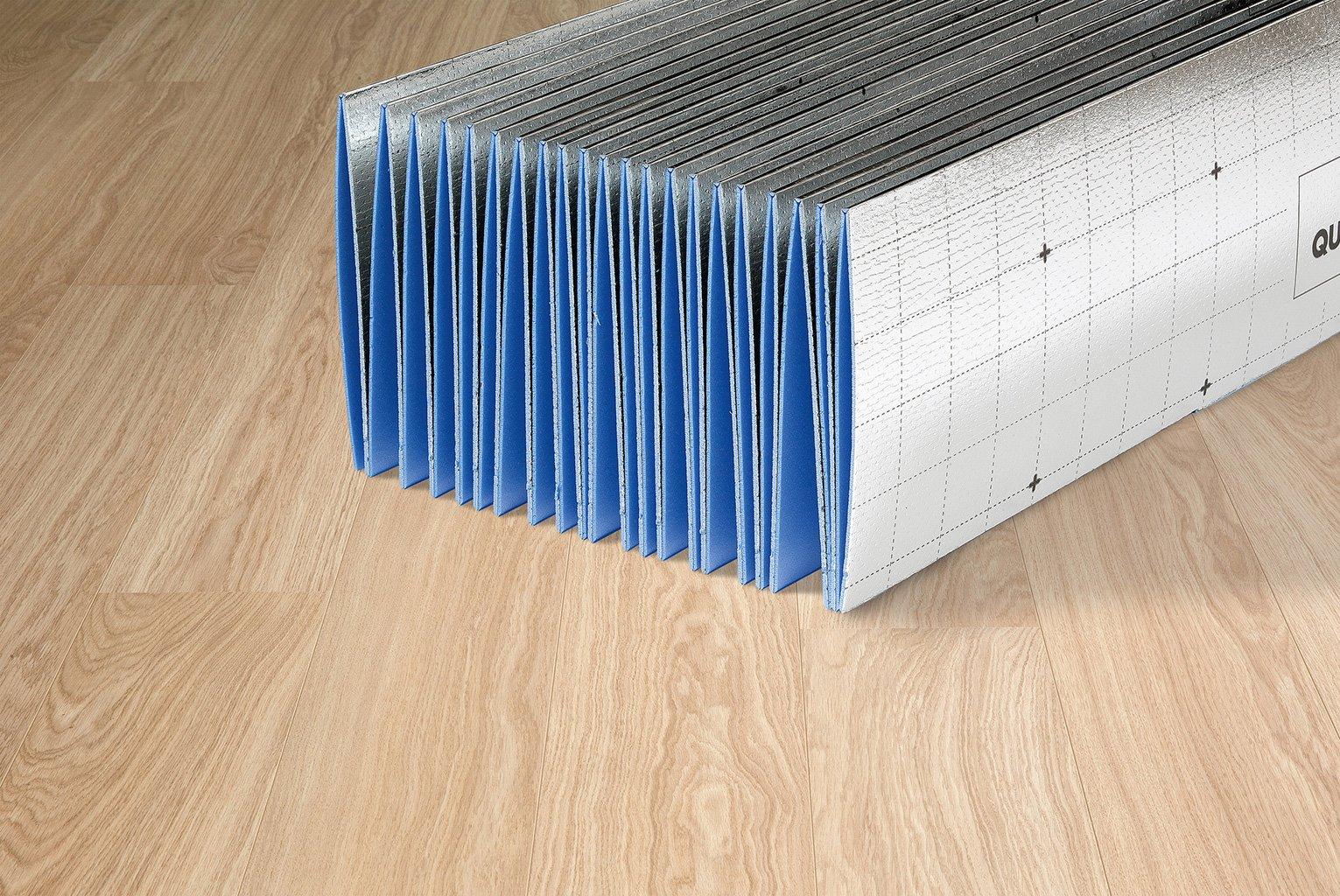 SOUS COUCHE parquet stratifié lames vinyles clipsables sol plastique pas cher domaine sol et mur espace revêtements nieppe