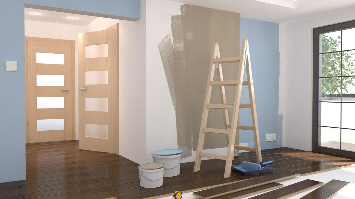 les peintures d int rieur et de fa ades ram d coration. Black Bedroom Furniture Sets. Home Design Ideas