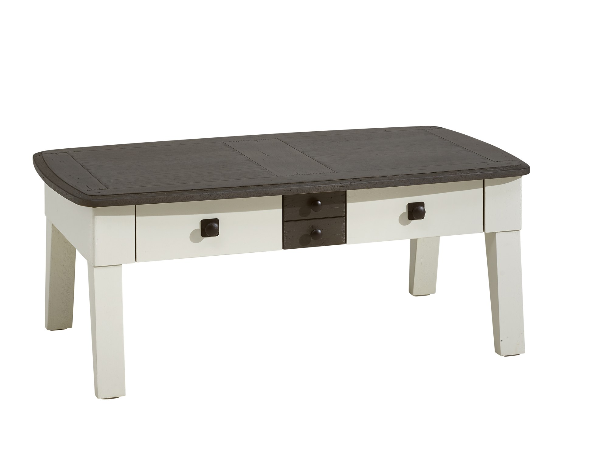 Séraphine collection chêne massif table basse dinette