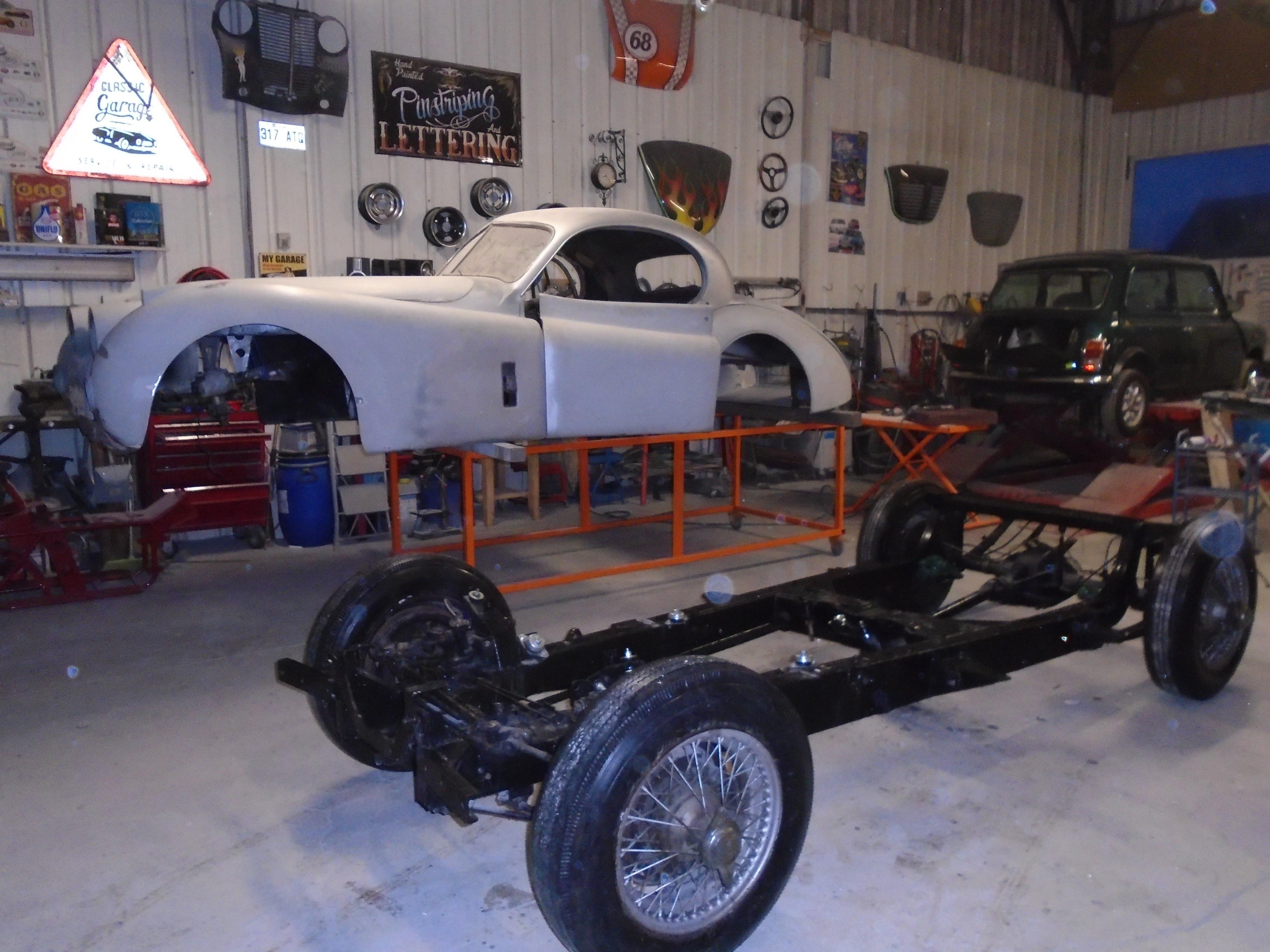 décoquage , séparation chassis ,caisse