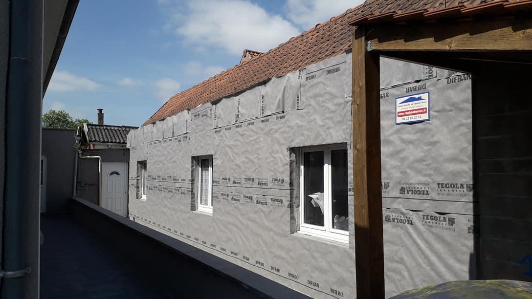 Rénovation et aménagement extérieur
