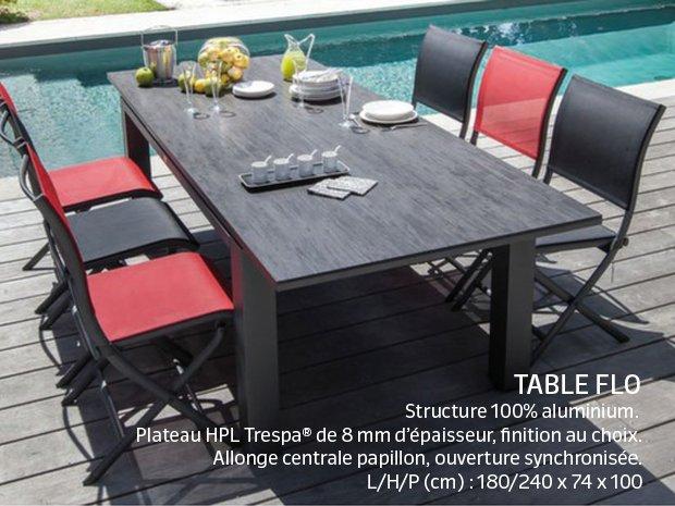 Table Flo