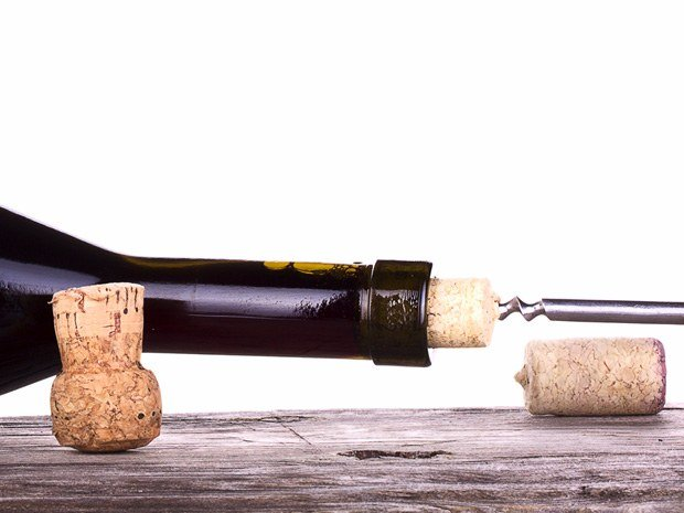 Carton vins et caisse bois