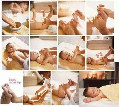 massage bébé 2