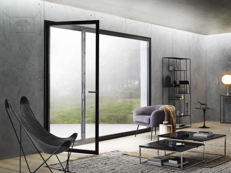 Fenêtre pour archirtecte tres haute isolation Clara