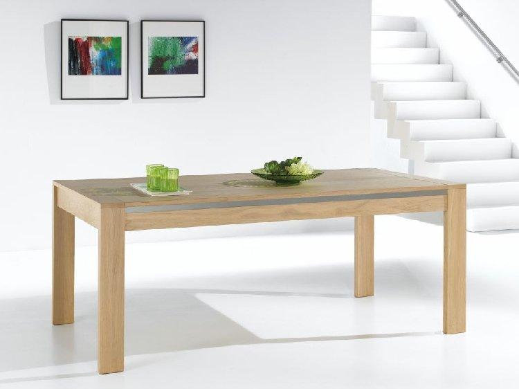 table a rallonge bois