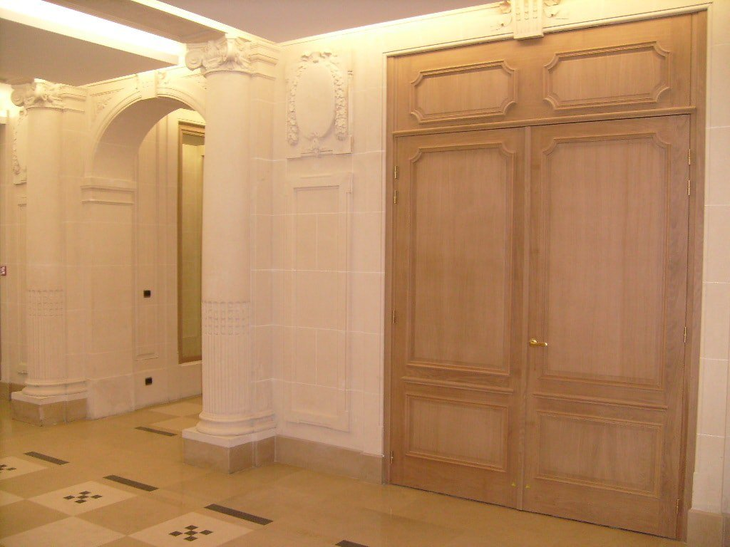 Renovation boiserie VUILEMIN