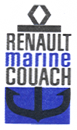Renault Marine Couach