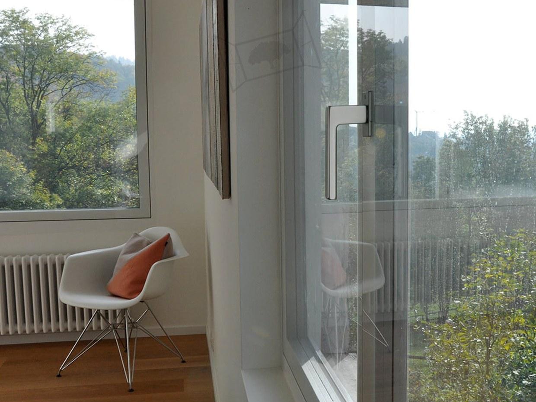 La plus belle fenêtre design alu totalement vitrée