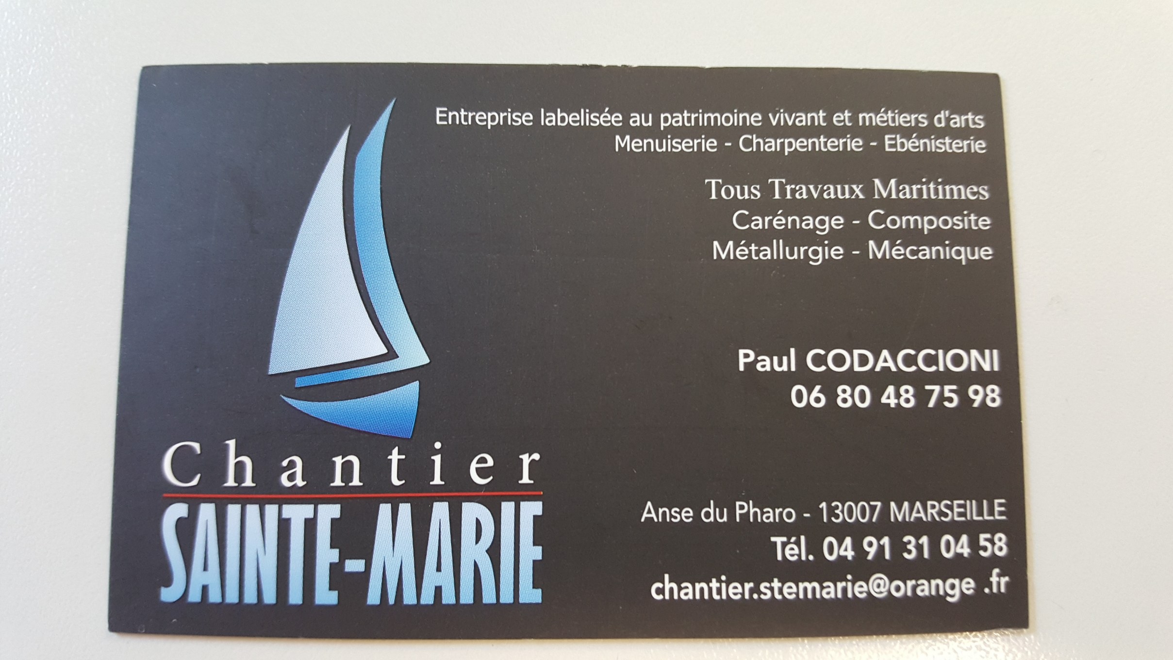 cartes commerciales