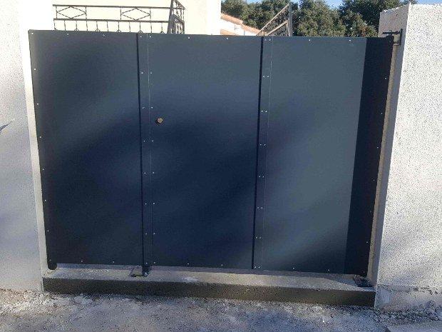 portail noir