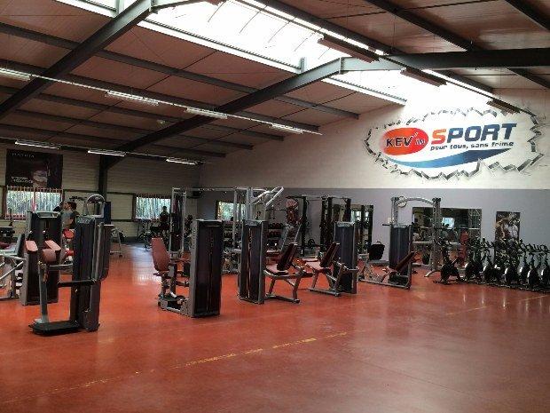 Salle de sport Kev'in Sport Montivilliers