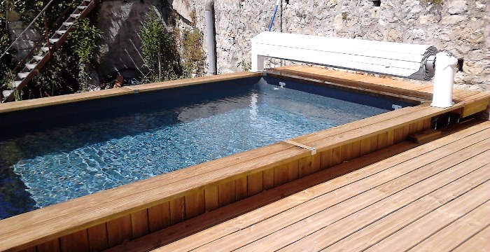 PISCINE BLUEWOOD
