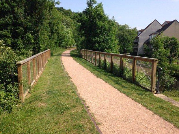 Communauté de Communes Caux-Austreberthe - voie verte 4