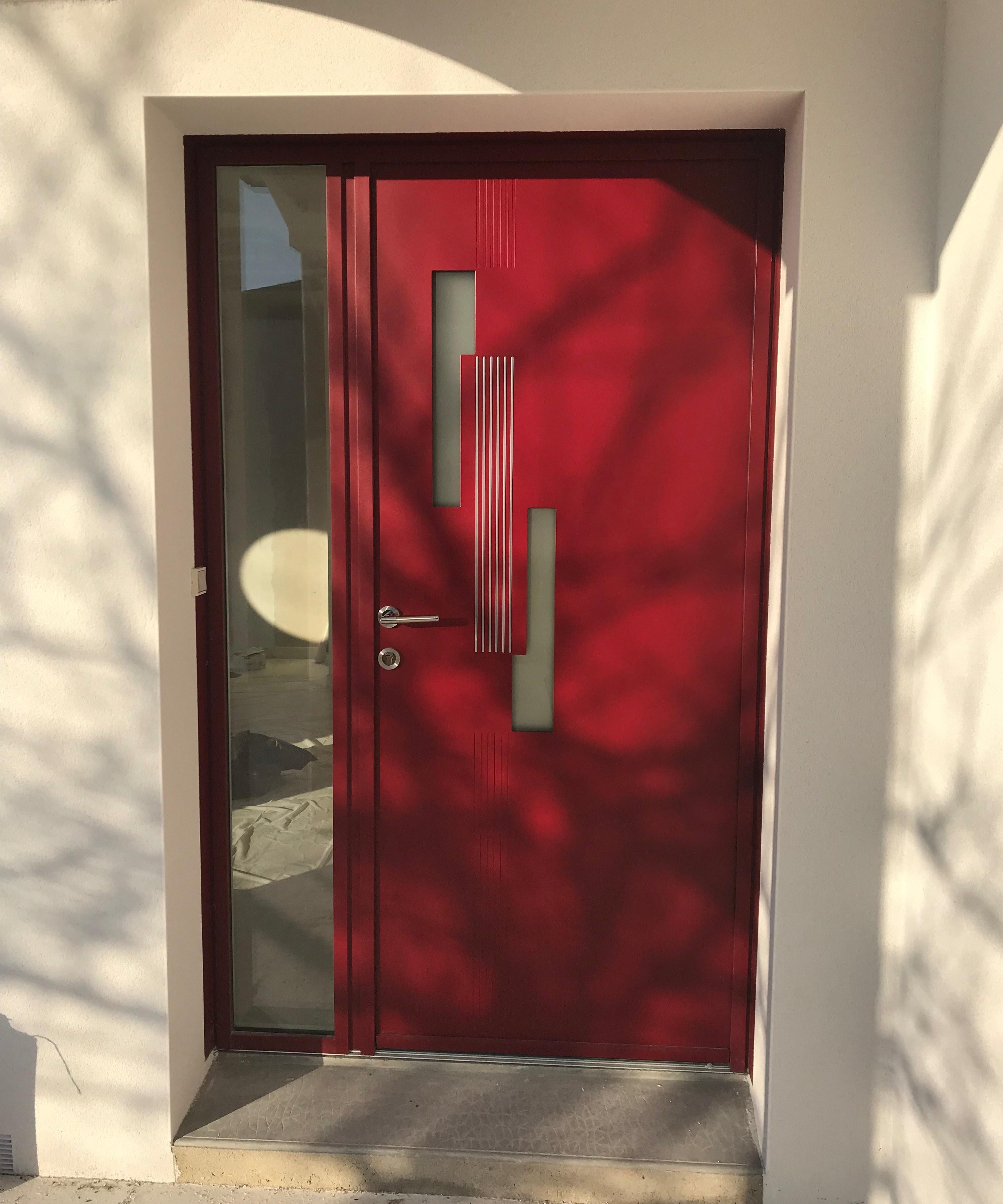 porte d entrée
