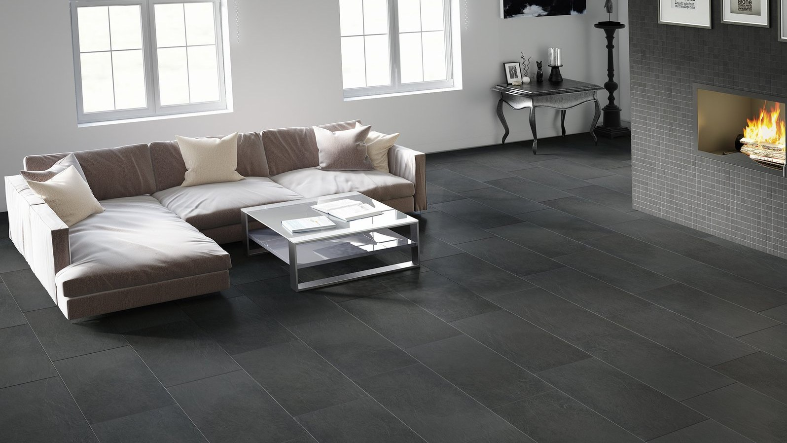 carrelage effet beton gris anthracite promo aubagne bouches du rhone livraison pose carrelage vente