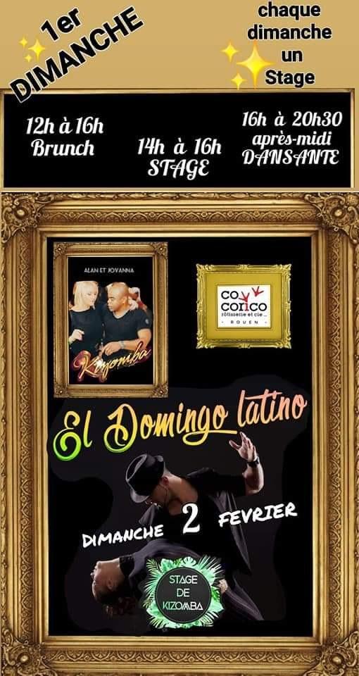 El domingo Latino