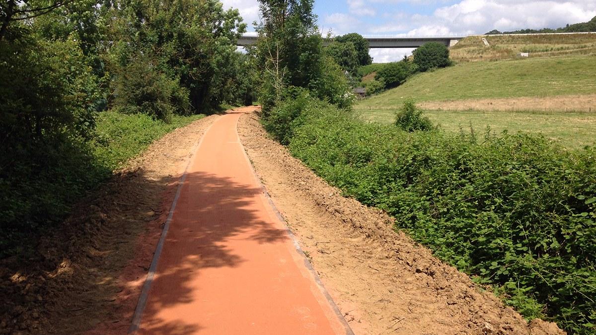 Communauté de Communes Caux-Austreberthe - La voie Verte