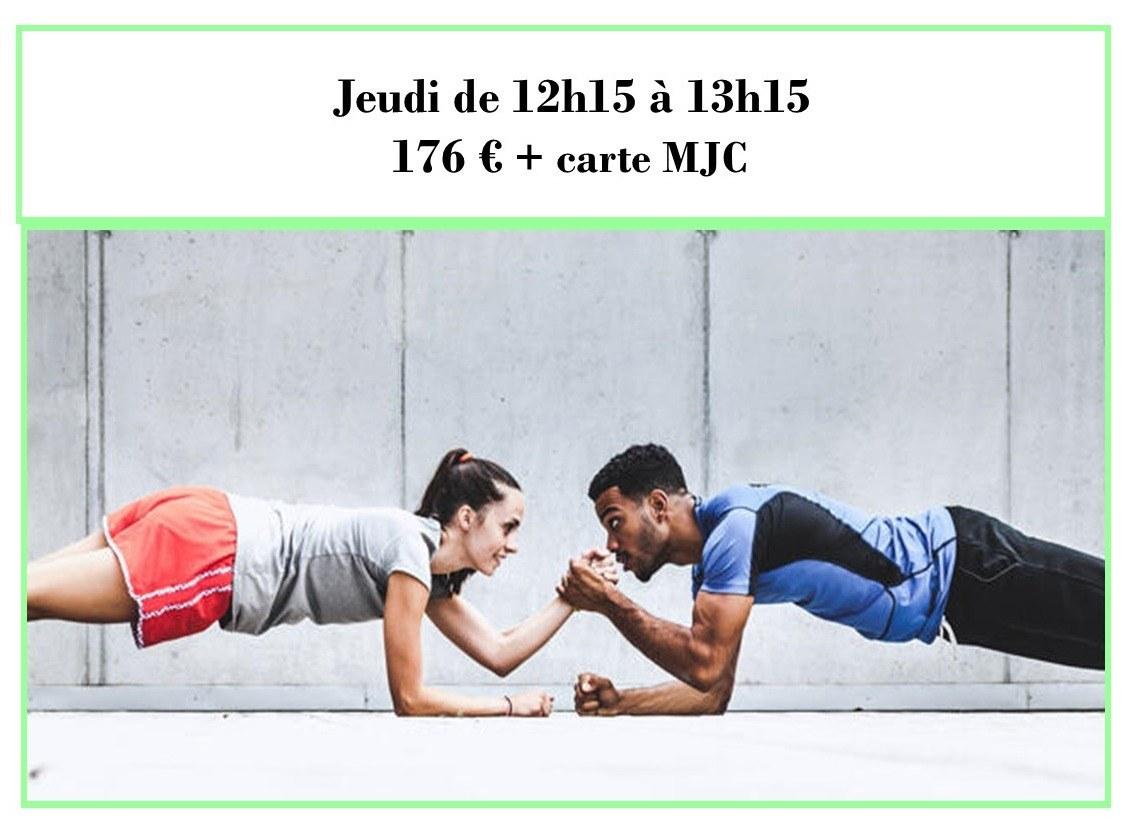 MEILLEURS ACTIVITÉS RENFORCEMENT MUSCULAIRE MJC DES BLANCHETTES MACON 71000 FITNESS SPORT RYTHME CARDIO PRIX BAS PAS CHER