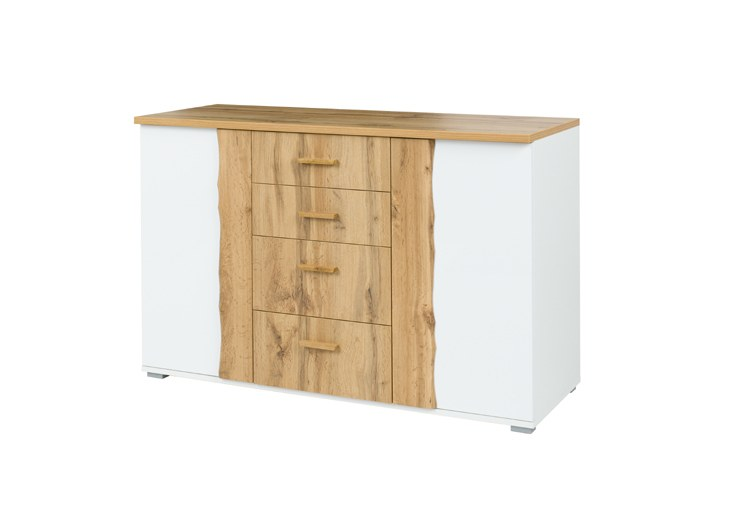 WOOD COMMODE MODERNE NATURE