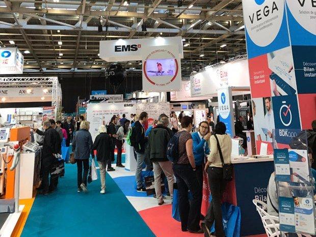AURORE CONCEPT CRYOTHERAPIE dévoile sa version mobile sur le salon REEDUCA Portes de Versailles à Paris