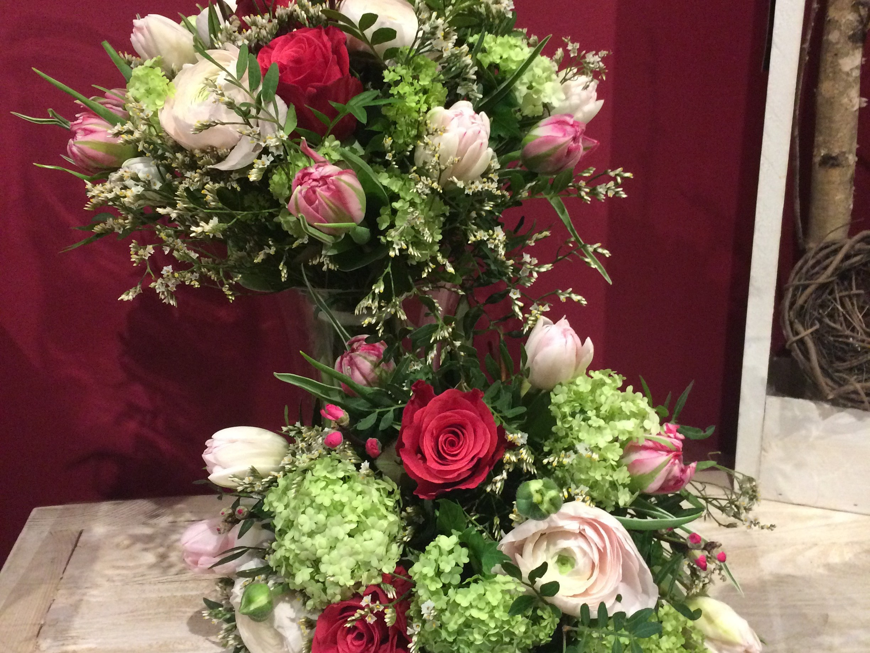 Nos bouquets de fleurs du moment