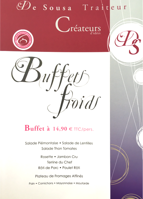 Buffet froid
