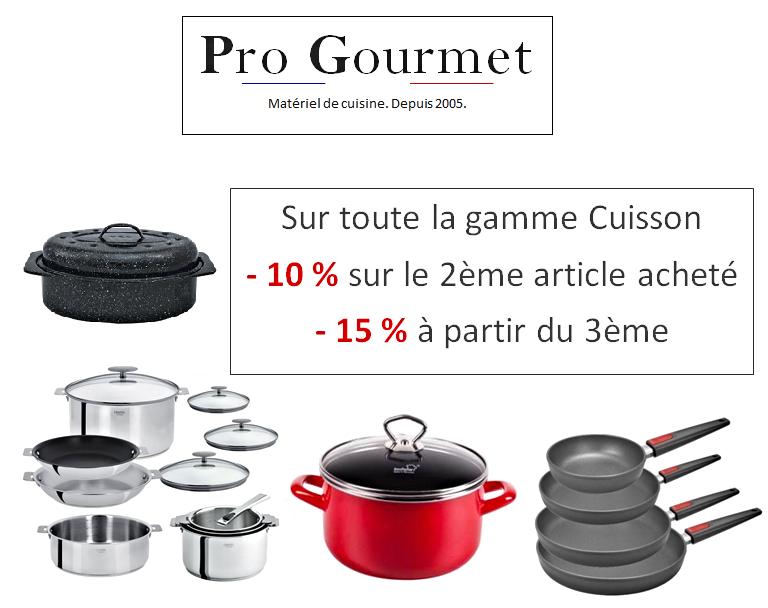 Annonce Offre Promotionnelle Cuisson