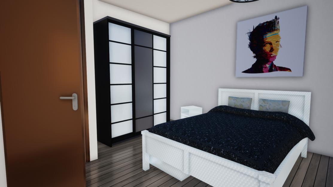 chambre étage 2