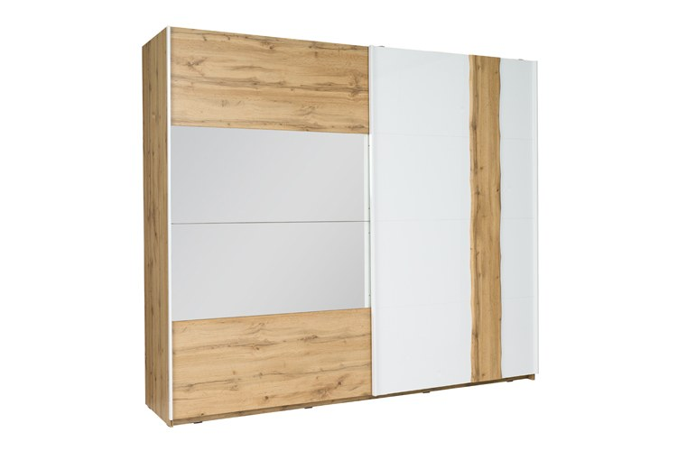 ARMOIRE WOOD OUVERTE MODERNE