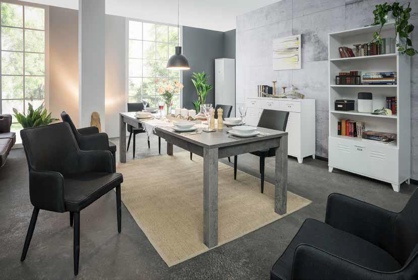 table shape ambiance