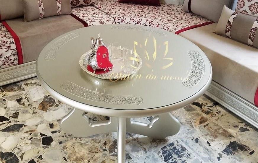 Nos tables orientales