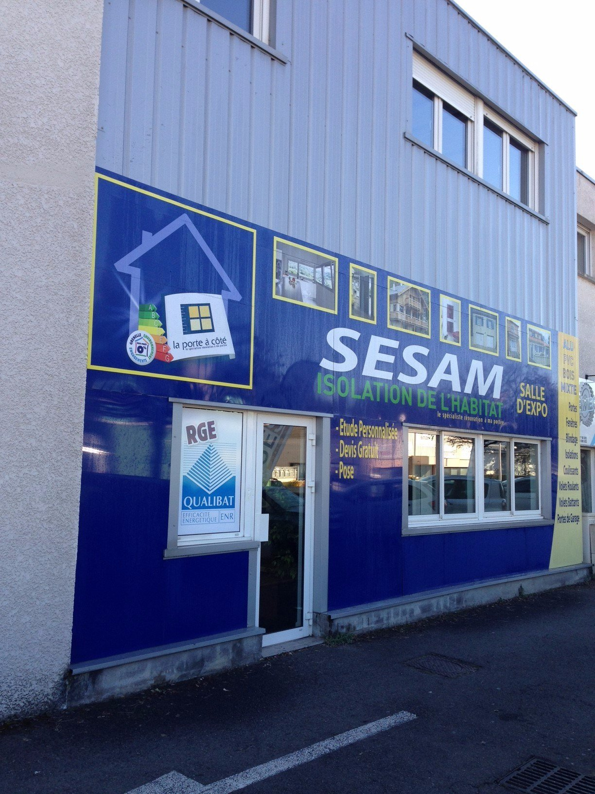 MAGASIN SES