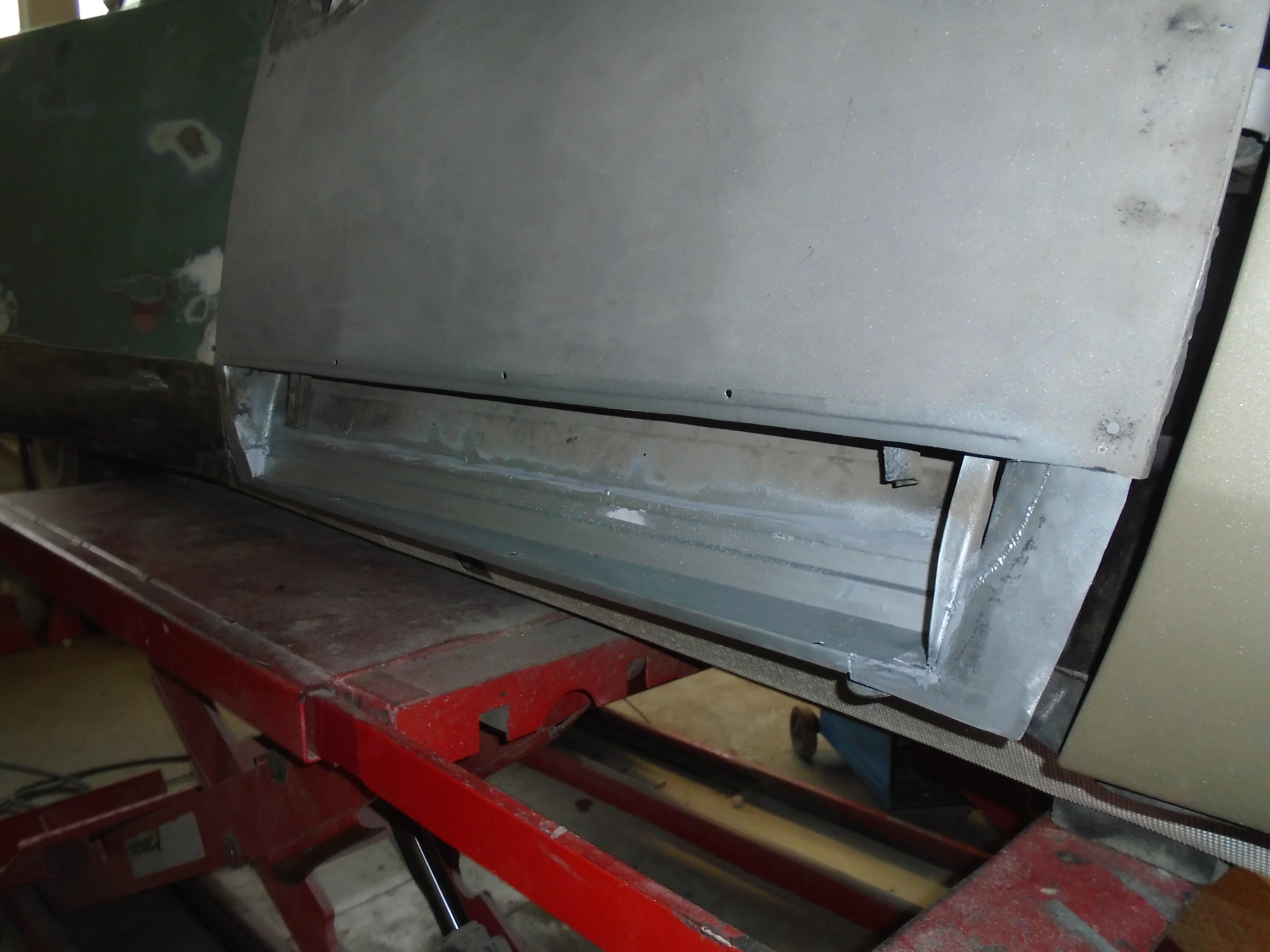 remplacement des bas de portes