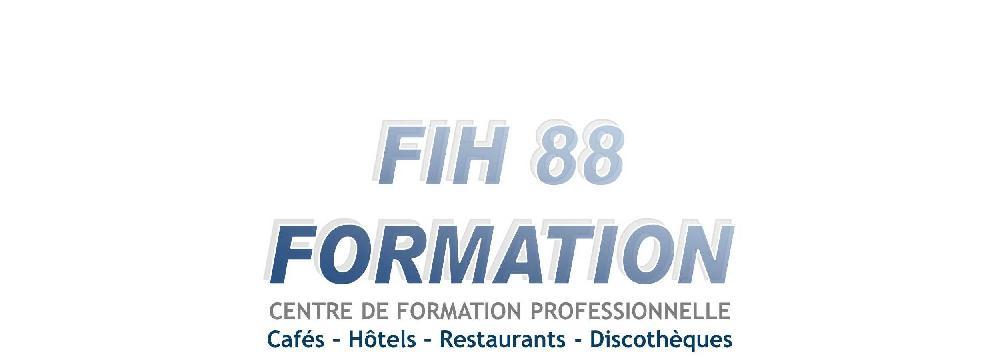 Présentation FIH 88 - Formation