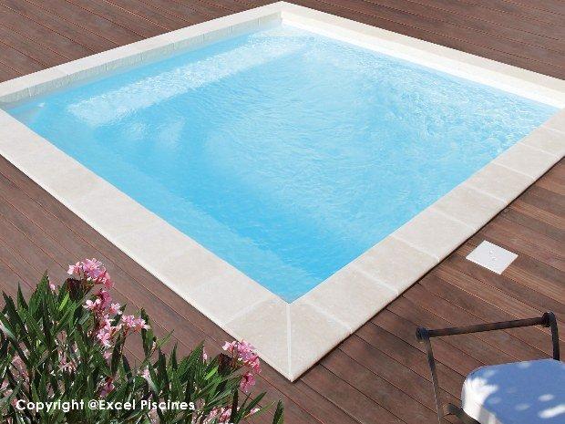 piscine carée
