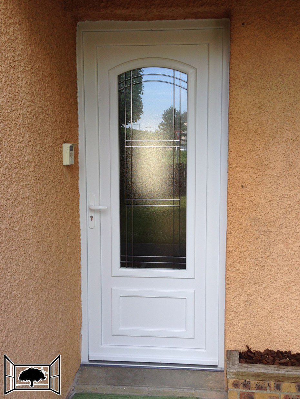 Porte PVC Door'plast Eure Bipa
