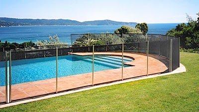 barrière piscine sécurité