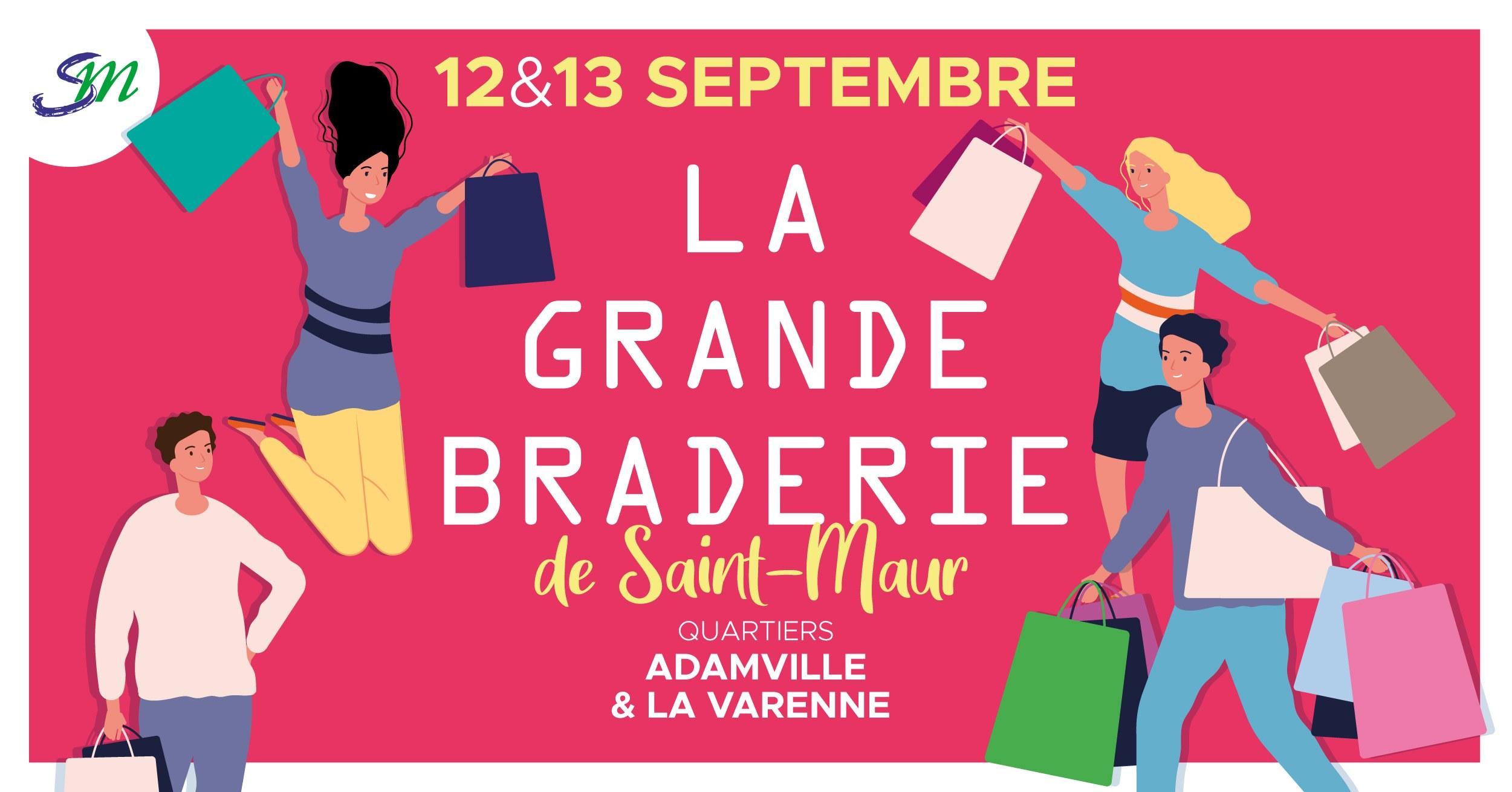 Braderie Saint-Maur-des-Fossés - Audition Sarah Bitbol