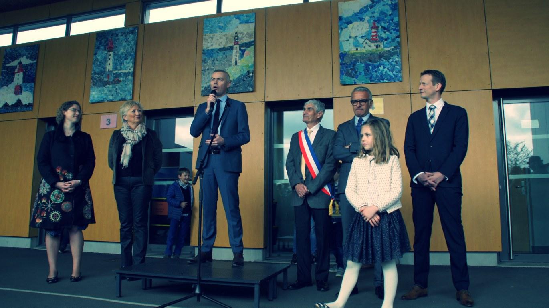 Inauguration de la nouvelle Mairie (samedi 1er avril 2017)