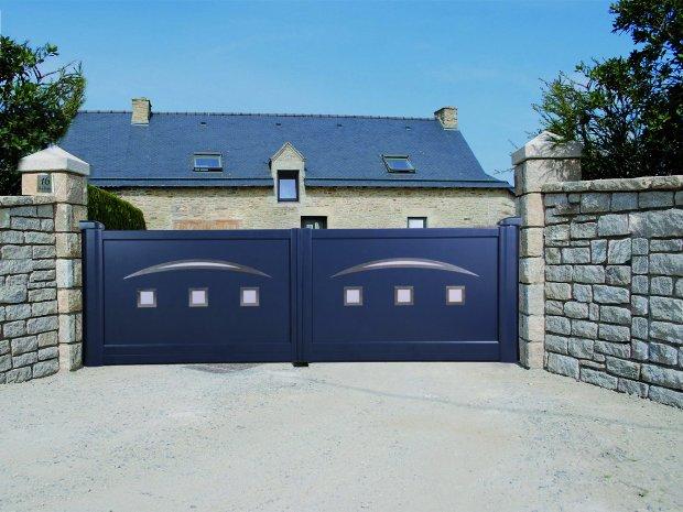 presti confort fermetures portails cloture
