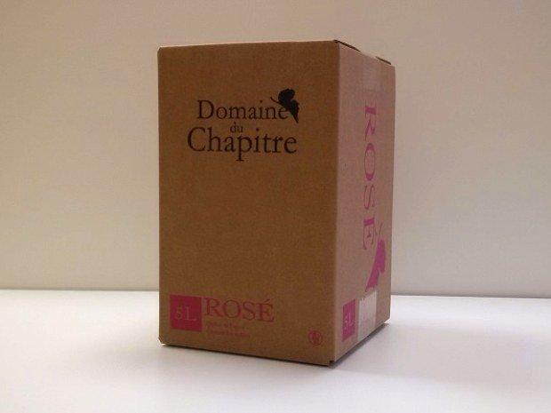 lps emballage vin - bag in box kraft