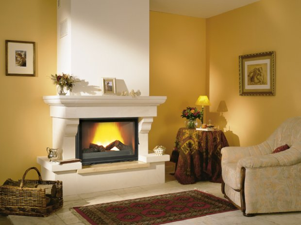 CHEMINEES PHILIPPE CONTEMPORAINE