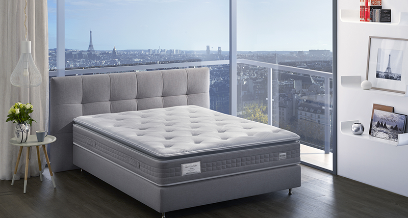 Actualit nouvelle collection simmons sp cialiste de la - Matelas simmons collection quietude ...