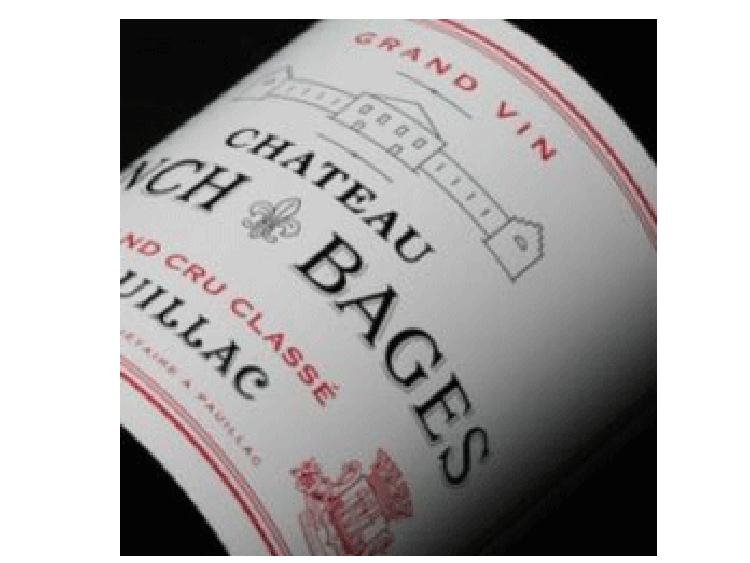 CHATEAU LYNCH BAGES 1961