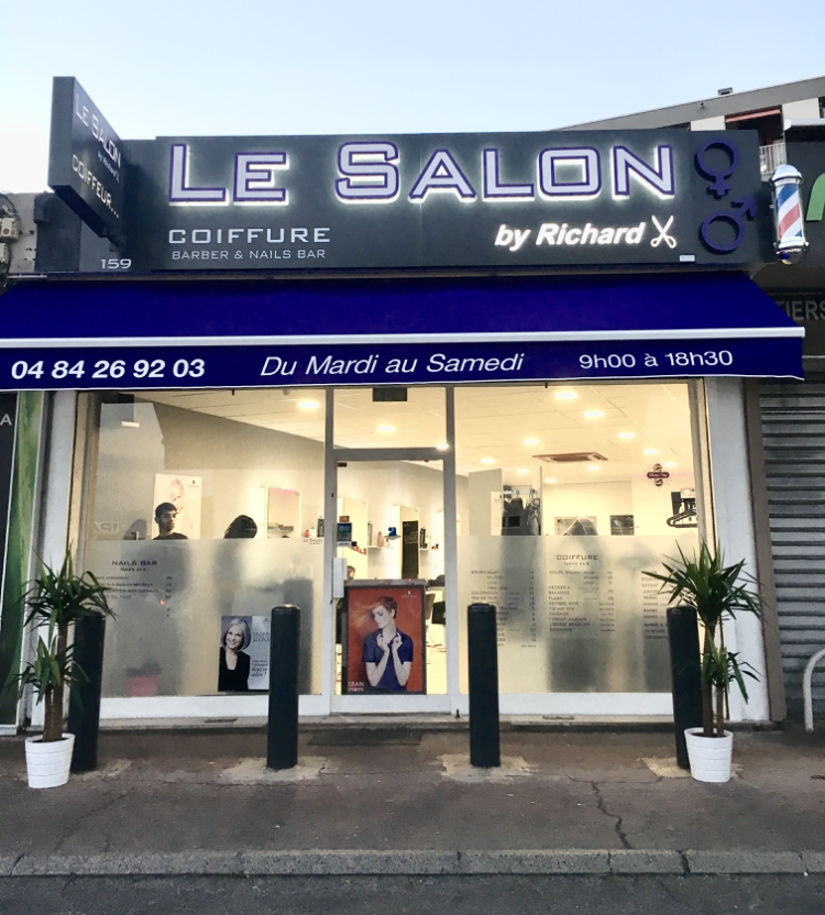 le salon by richard